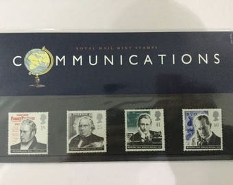Communications Royal Mail Mint Stamps Presentation Pack 1995