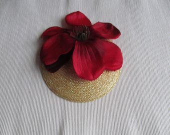 Vintage Inspired 1940/1950s Style Fascinator
