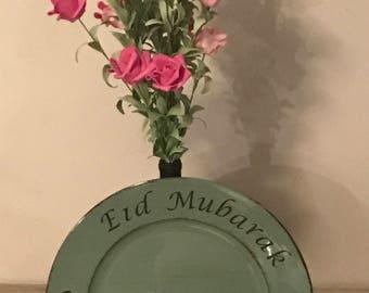 Eid Plate