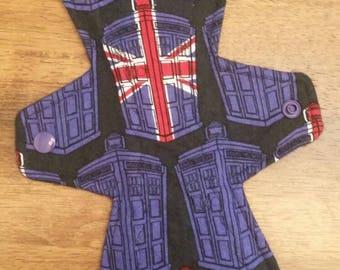 "11"" Doctor Who Tardis cloth pad"