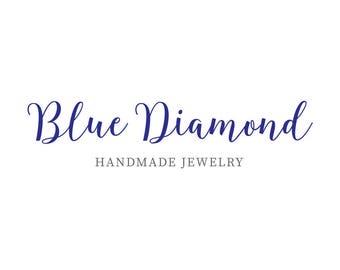Boutique Logo - Shop Logo - Small Business Logo - Premade Logo - Blogger Logo - Professional Logo - Minimal Logo - Jewelry Store Logo