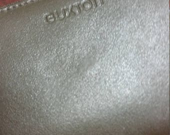 Leather Buxton Wallet