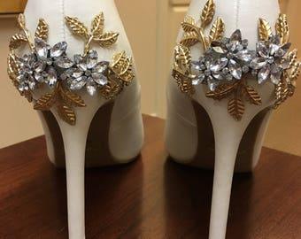 Harriet Wilde Style Shoes - Handmade Bridal / Wedding Heels