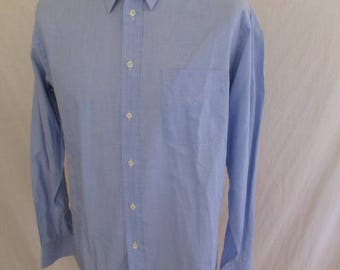Shirt Blue size 40 Burberry in-75%
