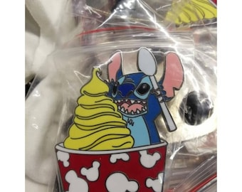 Stitch with Dole Whip
