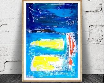 rt mural abstrait, peinture course art print, moderne, art mural minimal, art noir et blanc, nordique, , moderne