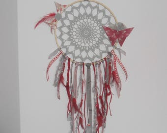 Dream catcher made entirely by hand