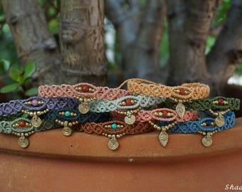 Macrium Bracelets different colors