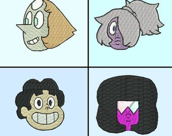 Steven Universe Patches