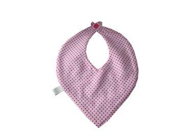 MALABAR - little squiggles bandana bib