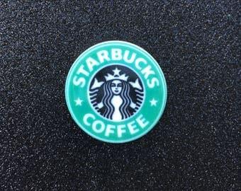 4pc. Starbucks Coffee Embellishment