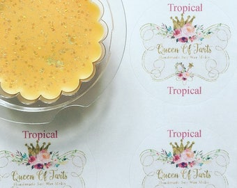 1 Tropical Soy Wax Tart