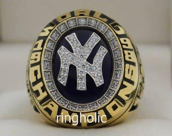Yankees Ring Etsy