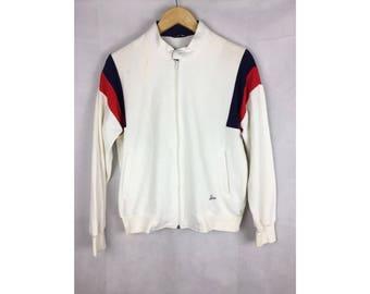 VINTAGE LORDMAN Nice Design Sweater Fully Zipper Long Sleeve Streetwear