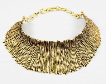 """Vintage """"Biche de Bere Paris"""" Necklace"""