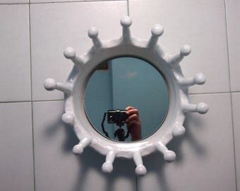 Bathroom Towel Rack / mirror,