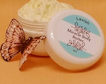 Miracle Body Butter