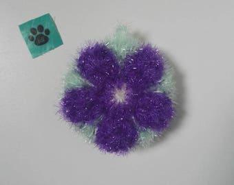 tawashi scrubbie kitchen/tableware/shower colors purple/Menthol sponge