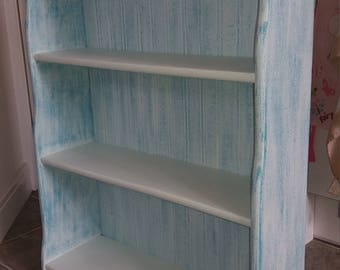 Shabby chic style freestanding Bookcase