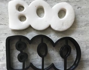 Boo Cookie Cutter