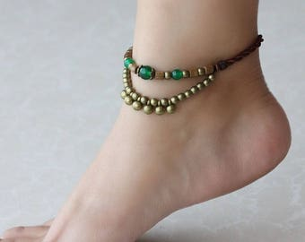 Jingle Bell Anklet Bell ankle bracelet bell charm anklet jingle bell dangle anklet bell ankle bracelet indian bell ankle bracelet