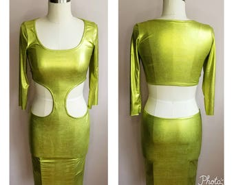 "Bodycon ""EUROPA"" cut out midi dress MANY colors available"