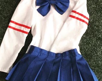 Rushed child's Seifuku sailor uniform pricing