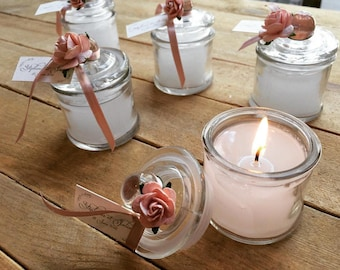 Wedding candles and holiday to customize according to your theme