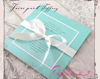 Share Tiffany wedding Elegance and sophistication