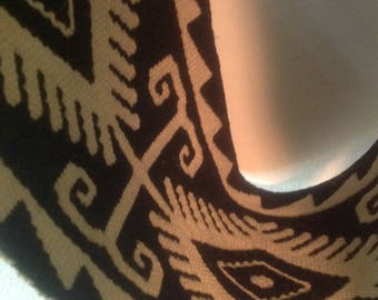 Mexican Huichol Woven Faja/Sash