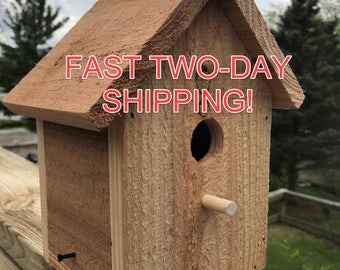 Birdhouse SET OF 2