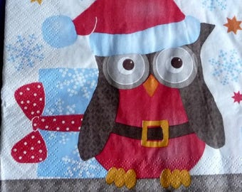 Pretty OWL paper towel