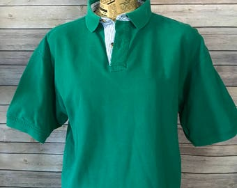 Vintage Tommy Hilfiger Crest Polo Shirt (S)