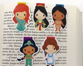 Princess (2) || Magnetic Bookmark