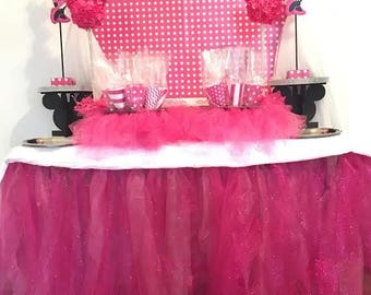 Minnie Mouse Birthday Package