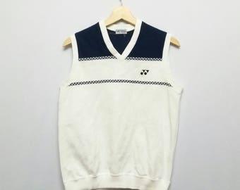 Vintage Yonex Vest Jumper Size S