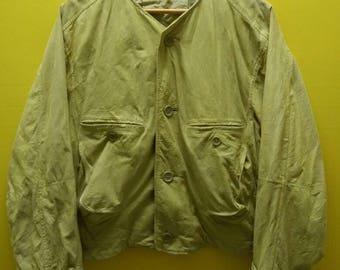 Vintage ISSEY MIYAKE Jacket Rare Japanese Designers Yohji Yamamoto Rare