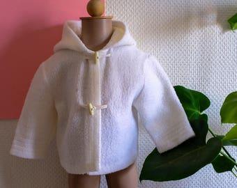 Small lightweight coat