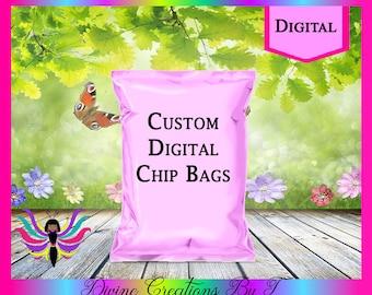 Design My Chip Bag