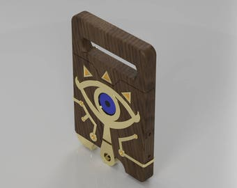 Sheikah Slate The Legend of Zelda - (3D Files) STL Digital Download