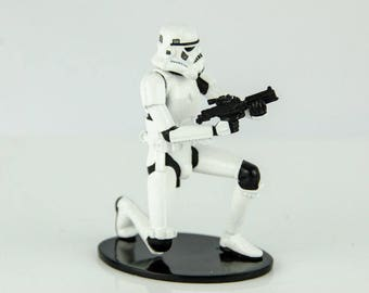 Attakus Star Wars A New Hope Stormtrooper Marksman Painted Pewter Statue Figure