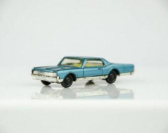 Vintage Husky Oldsmobile Starfire Coupe 1/64 Scale Diecast Car