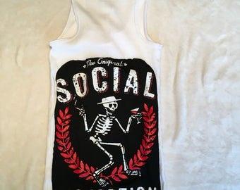 Social Distortion tank top