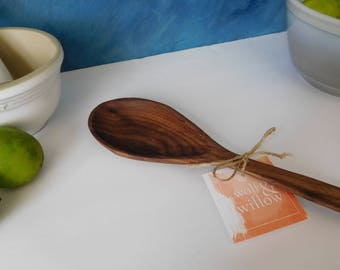 Extra Large Wooden Spoon (Walnut)