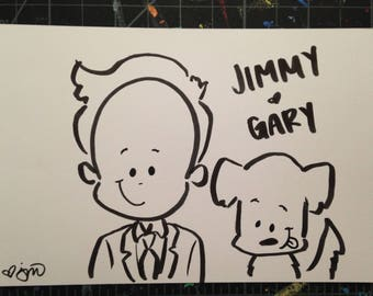 Jimmy and Gary