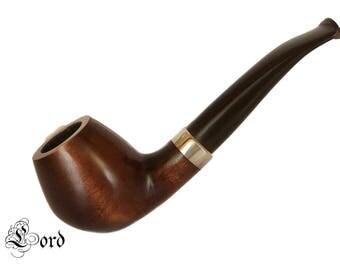Simple but ellegant made of pear tobacco smoking pipe KAF234