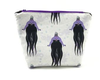 Ursula Inspired Makeup Bag