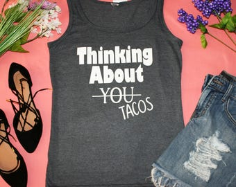 Taco Lover Graphic Top