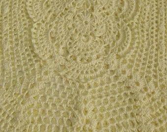 Handmade Crochet Boho Blouse