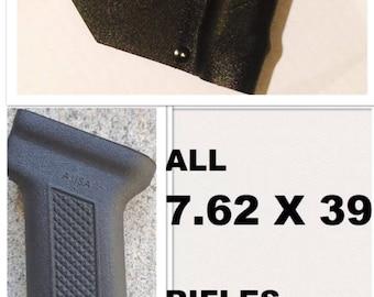 Featureless California grip fin Ak 47 WASR Wrap CA Legal 7.62x39 7.62 Compliant Free Shipping FREEDOM Fins Shark Fin ny